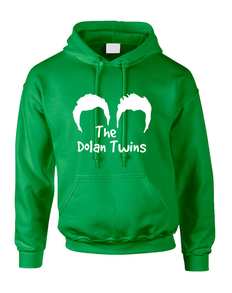 Adult Hoodie The Dolan Twins Trendy Cute Top Cool Gift