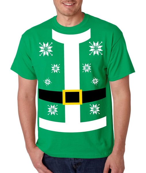 Santa suit Men's T-shirt - ALLNTRENDSHOP - 4
