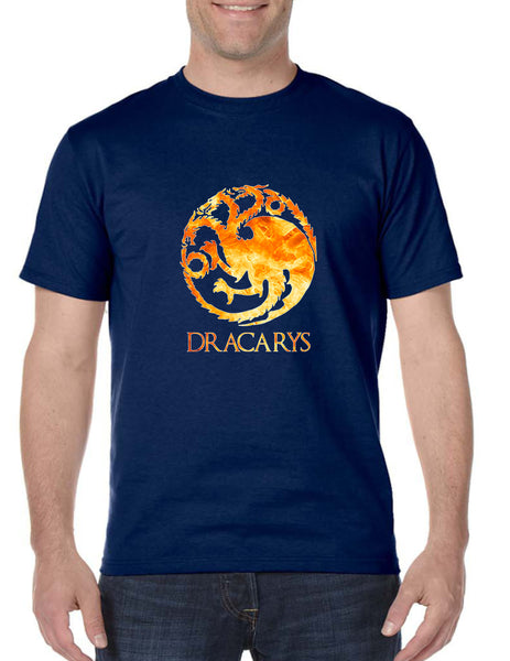 Men's T Shirt Dracarys Cool Tredy Tshirt