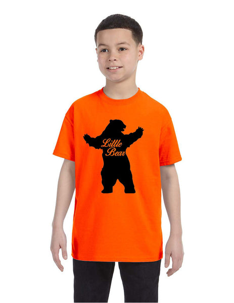 Kids T Shirt Little Bear Family Shirt Xmas Cute Holiday Gift - ALLNTRENDSHOP - 4