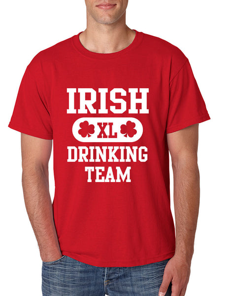 Irish drinking team Men T-shirt - ALLNTRENDSHOP - 3