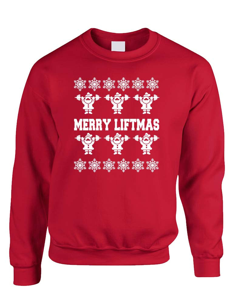 Merry Liftmass womens sweatshirt - ALLNTRENDSHOP - 1