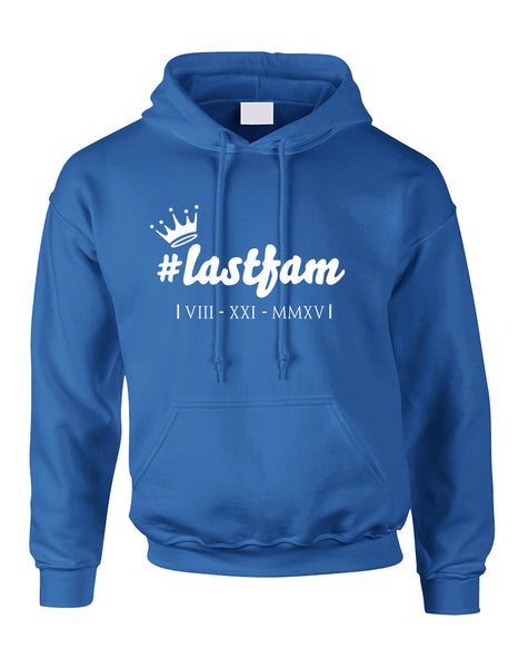 Adult Hoodie Lastfam Trendy Top Cool Hooded Sweatshirt