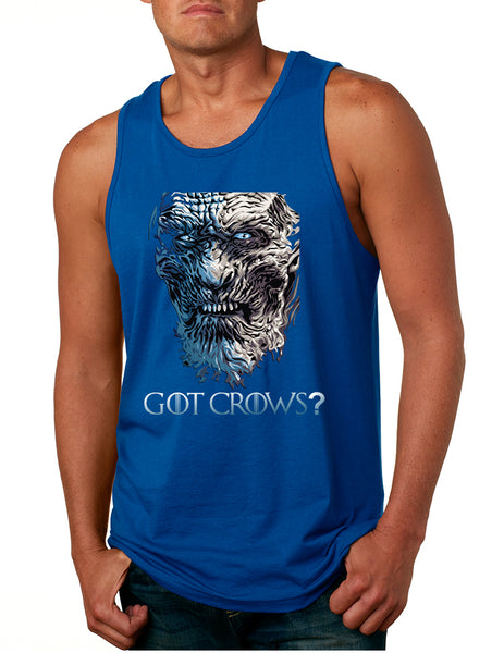 Men's Tank Top Got Crows? Cool Trendy Top Hot Gift
