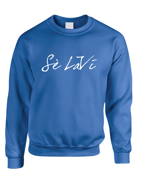 Adult Sweatshirt Se Lave Cool Popular Hot Top
