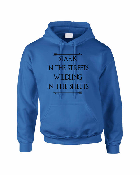 Stark in the streets wildling in the sheets women Hoodies - ALLNTRENDSHOP - 6
