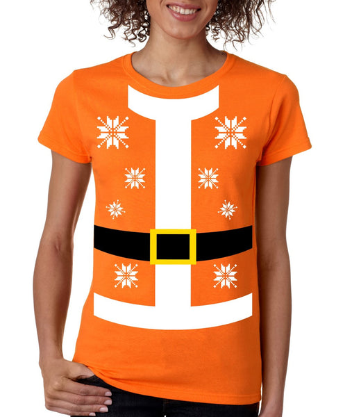 Santa suit Women's T-shirt - ALLNTRENDSHOP - 2