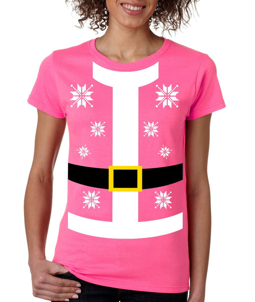 Santa suit Women's T-shirt - ALLNTRENDSHOP - 3