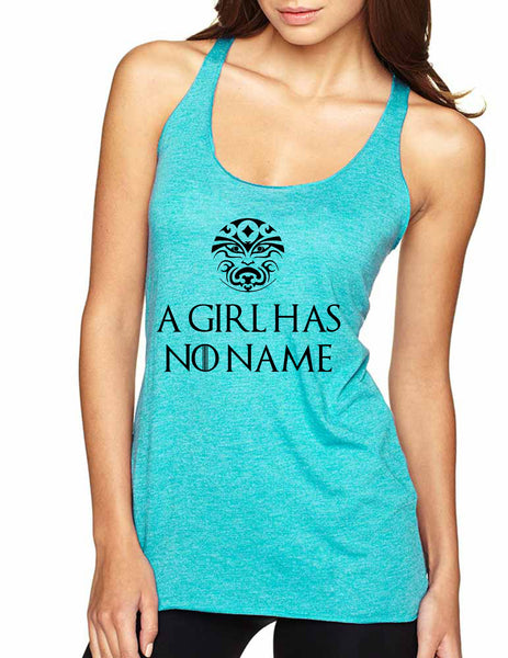 A Girl Has No Name women triblend tanktop - ALLNTRENDSHOP