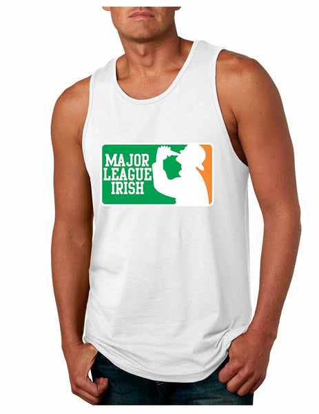 Major League Irish Saint patricks men Jersey Tanktop - ALLNTRENDSHOP - 3