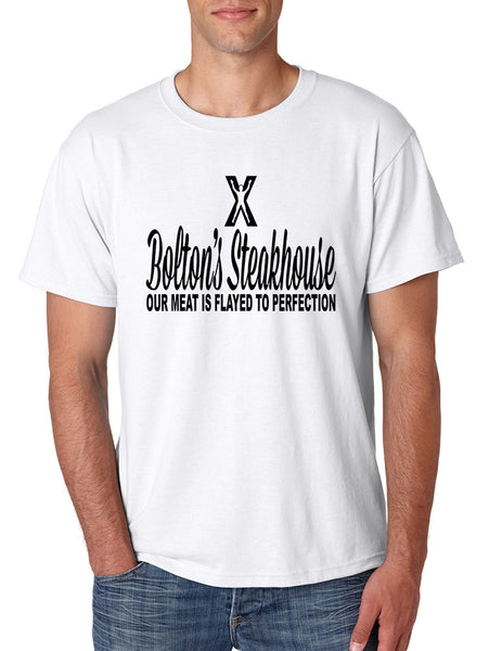 Men's T Shirt Boltons Steakhouse House Of Bolton Cool Tshirt