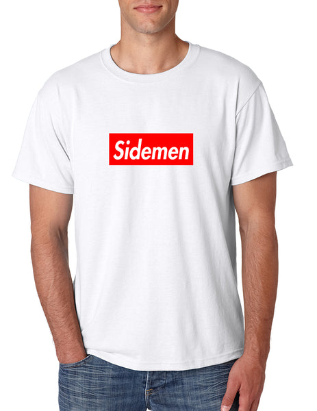 Men's T Shirt Sidemen Red Box Cool Popular Tshirt