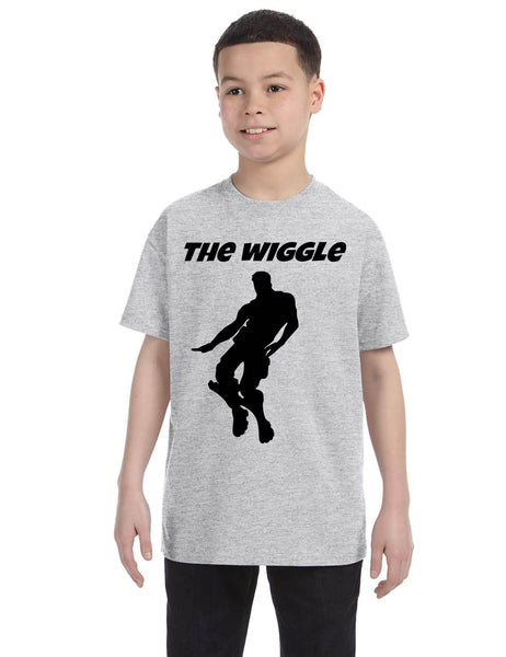 Kids Youth T Shirt The Wiggle Dance Move Shirt Trendy Dancing Gift