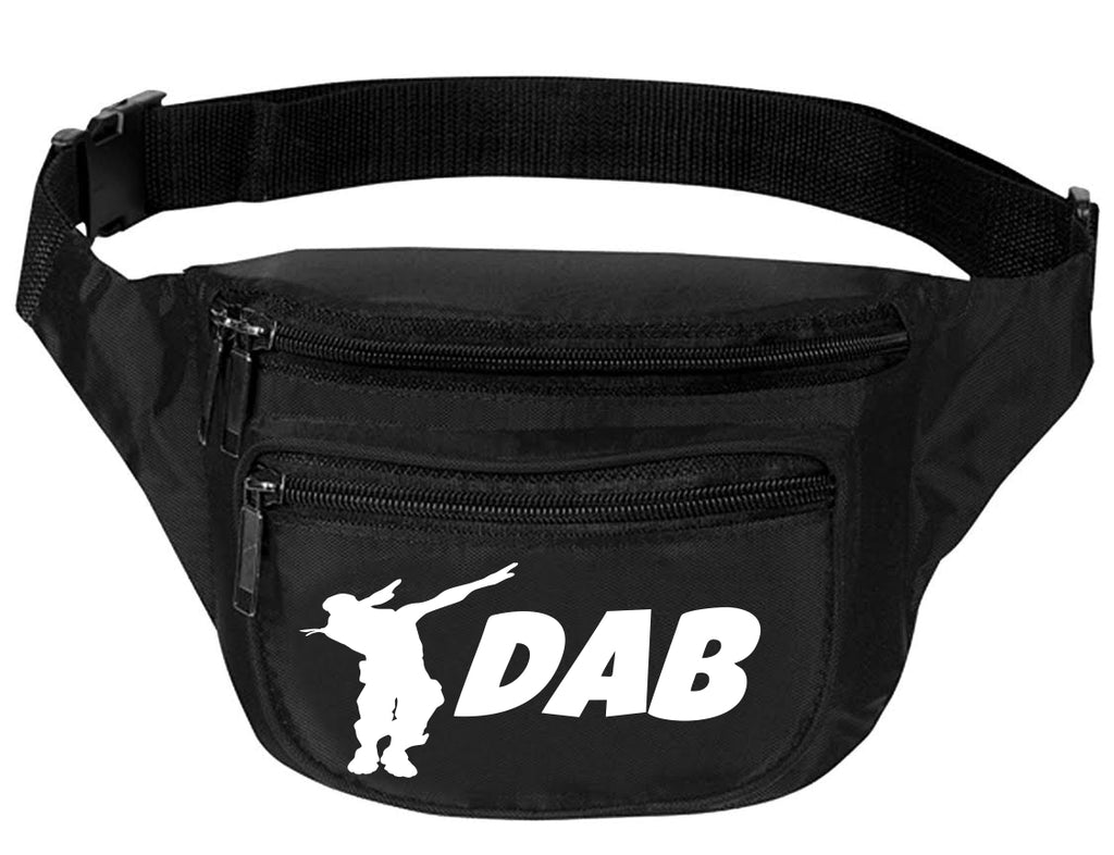 Adult Waist Pack Dab Trendy Sport Pack Cool Bag Dance Move Packs