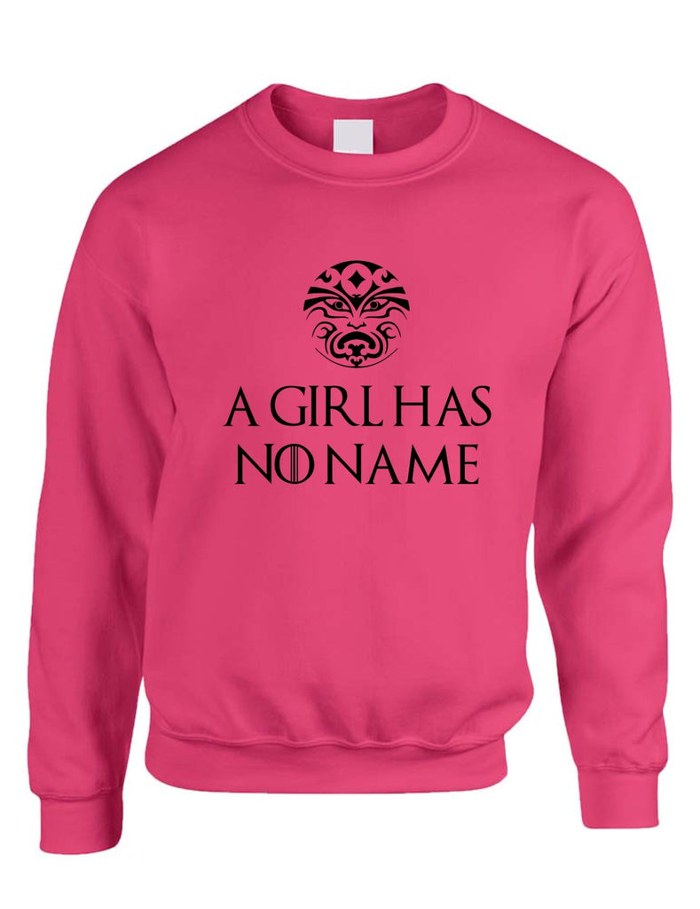 A Girl Has No Name women sweatshirt - ALLNTRENDSHOP