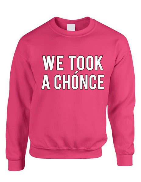 Niall Horan We took a chonce Women's Sweatshirt - ALLNTRENDSHOP - 2