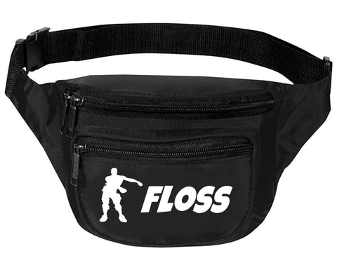 Adult Waist Pack Floss Trendy Travel Pack Cool Dance Bag Funny Packs