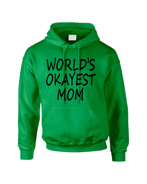 World's OKayest mom mothers day women Hoodies - ALLNTRENDSHOP - 3