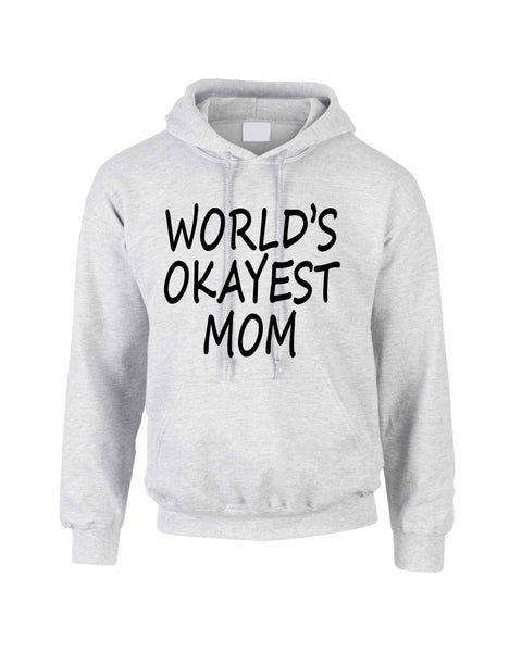 World's OKayest mom mothers day women Hoodies - ALLNTRENDSHOP - 4