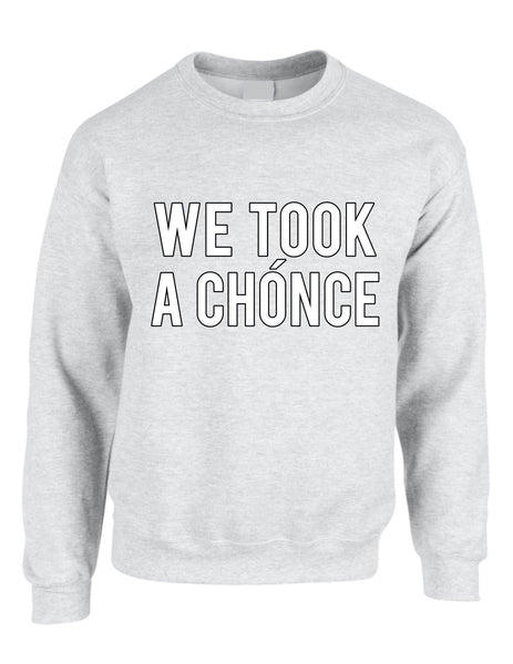 Niall Horan We took a chonce Women's Sweatshirt - ALLNTRENDSHOP - 3