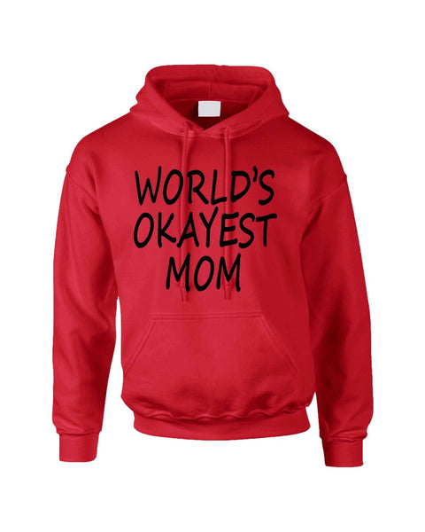 World's OKayest mom mothers day women Hoodies - ALLNTRENDSHOP - 5