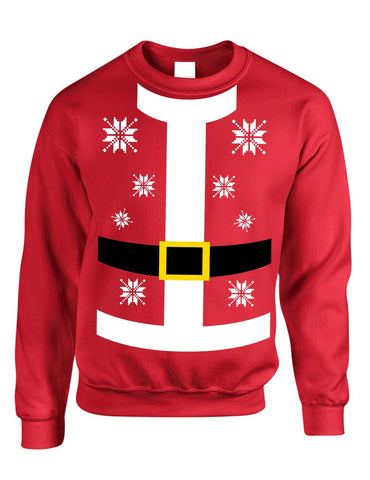 Santa suit Women's Sweatshirt - ALLNTRENDSHOP - 1