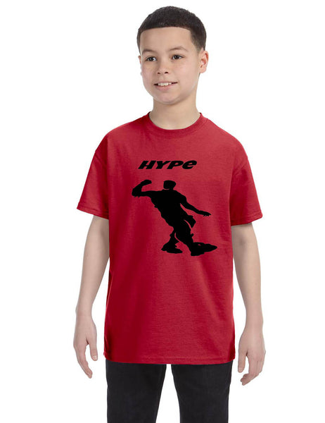 Kids Youth T Shirt Hype Dance Funny Dancing Tee Trendy Dancer Gift