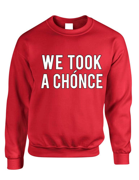 Niall Horan We took a chonce Women's Sweatshirt - ALLNTRENDSHOP - 5