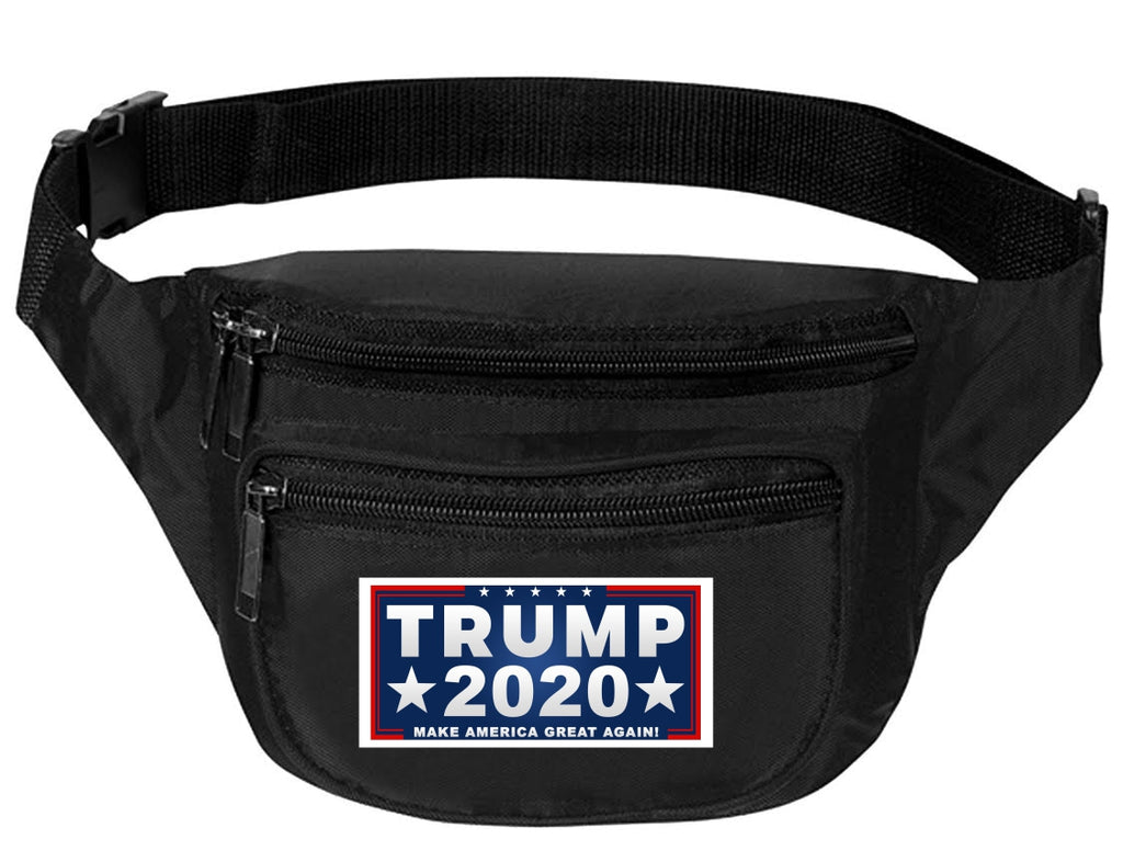Adult Waist Pack Trump 2020 Trendy Travel Pack Cool Bag Funny Packs