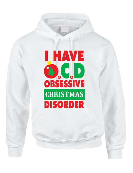 Obsessive christmas disorder Women's Hoodies - ALLNTRENDSHOP - 1