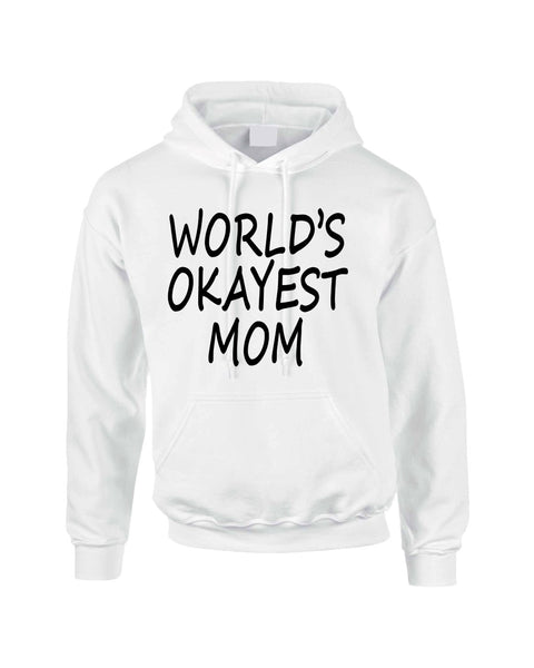 World's OKayest mom mothers day women Hoodies - ALLNTRENDSHOP - 1