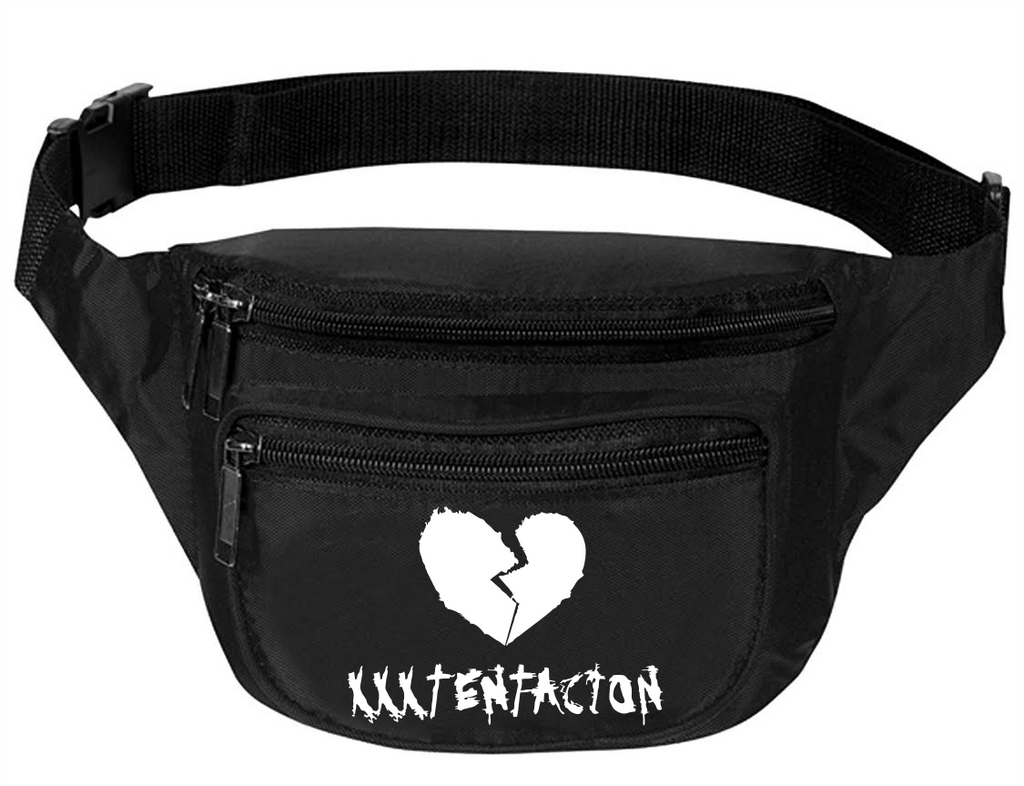 Adult Waist Pack Xxxtentacion Trendy Travel Pack Cool Bag Funny Packs