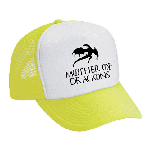 Snapback Hat Mother Of Dragons Cool Stuff Funny Cap - ALLNTRENDSHOP