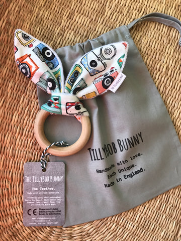SALE. TillyBob Teether - Cameras