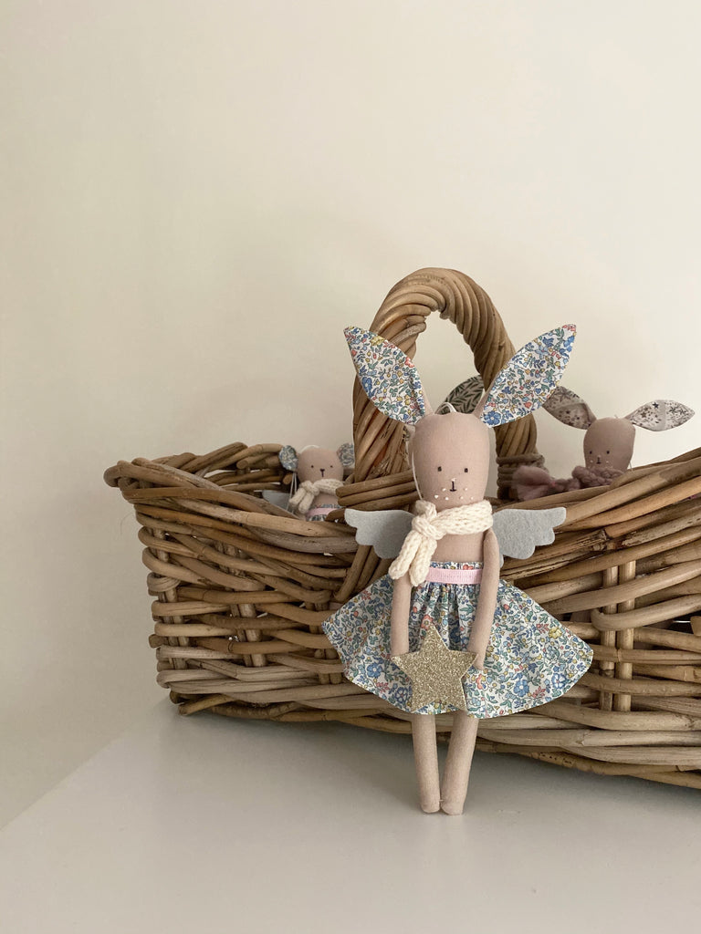TillyBob Angel Decoration - ready to ship (Katie and Millie)