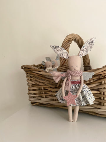 TillyBob Angel Decoration - ready to ship (Adelajda)