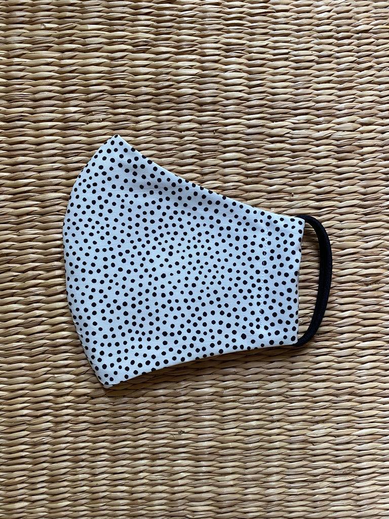 Cotton Face Mask - ADULT - dotty about dots