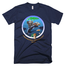 ENDANGERED SPECIES DAY - Men's Short-Sleeve T-Shirt