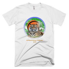 International Tiger Day - Men's Short-Sleeve T-Shirt