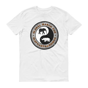 THE GMFER ICON Round Logo Short sleeve T-shirt