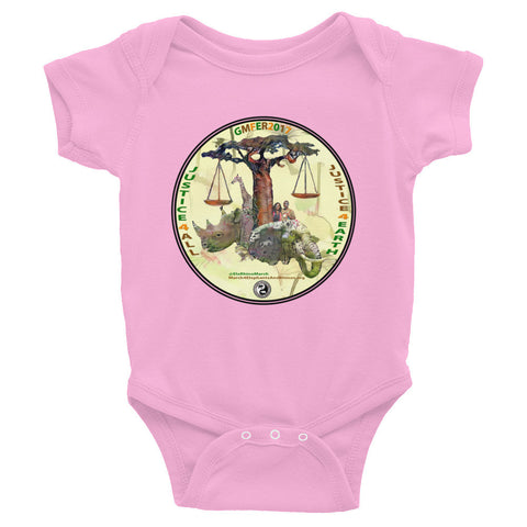 THE QUANZA Infant Bodysuit