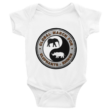 THE GMFER ICON Round Logo Infant Onesie Bodysuit