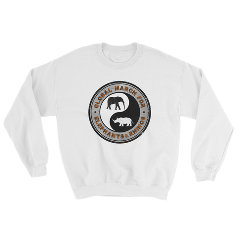 THE GMFER ICON Round Logo Sweatshirt (no hood)