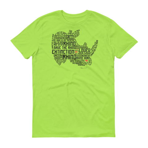 THE SHAKESPEARE RHINO Short sleeve t-shirt