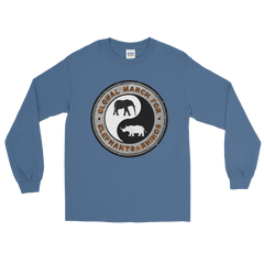 THE GMFER ICON Round Logo Long Sleeve T-Shirt