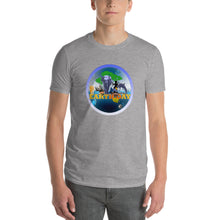 EARTH DAY - MEN'S SHORT SLEEVE T-SHIRT - EU