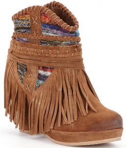 Bohemian Bliss Boutique,Naughty Monkey Dream Canyon Booties,Shoes,Naughty Monkey