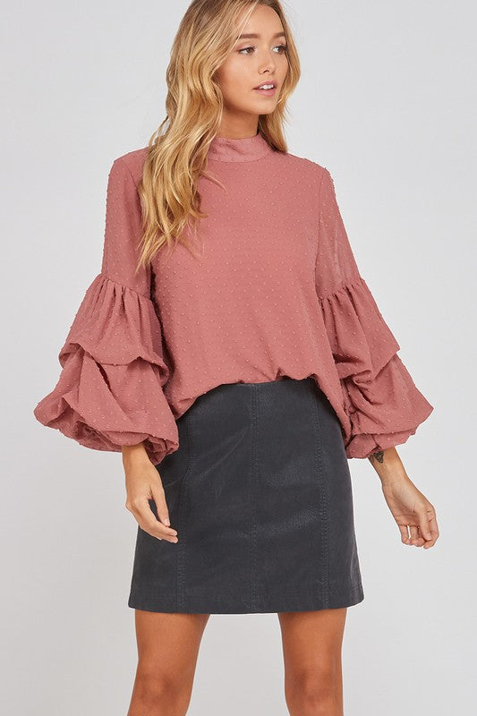 Bohemian Bliss Boutique,Pre-Order Blakeley Blouse,Tops,Wishlist