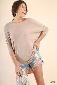 Bohemian Bliss Boutique,Umgee Dolman Top,Tops,UMGEE