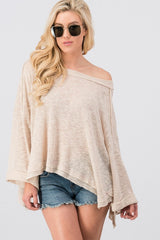 Samantha Slouchy Sweater